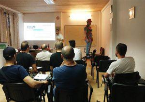 corsi di formazione per piattaforme, muletti e sicurezza