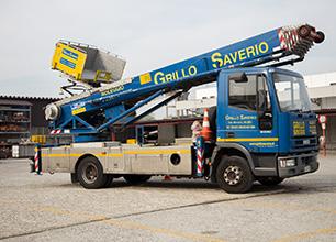 Noleggio Autoscale E Scale Aeree A Milano Grillo Saverio